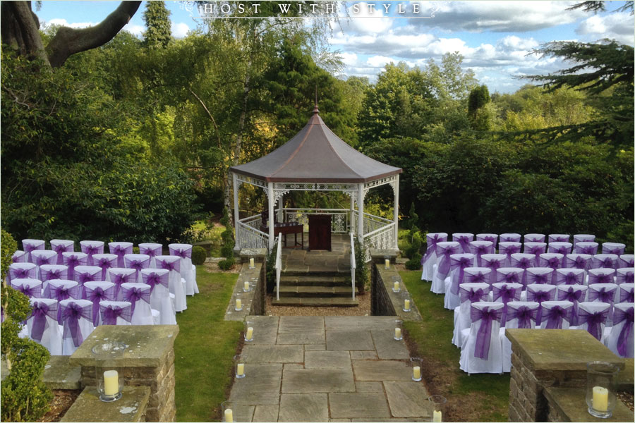 Pennyhill park surrey wedding